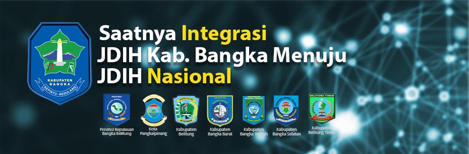 Jaringan Dokumentasi Informasi Hukum Kabupaten Bangka Selatan